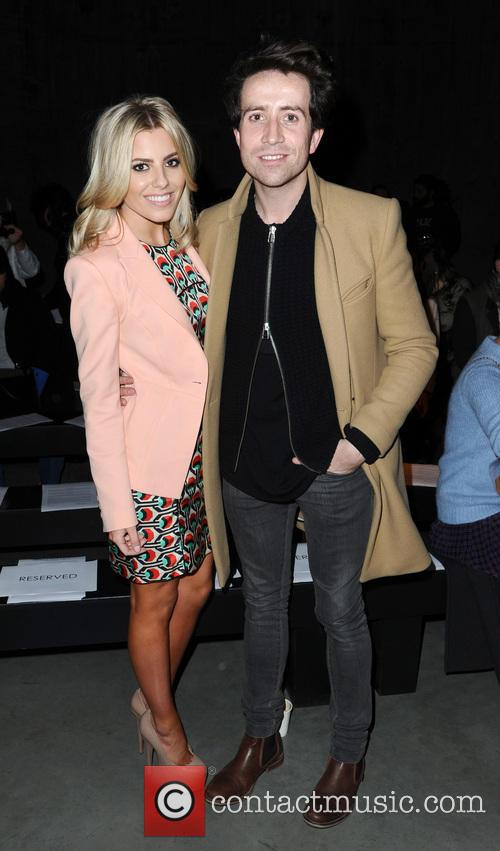 Mollie King and Nick Grimshaw 2