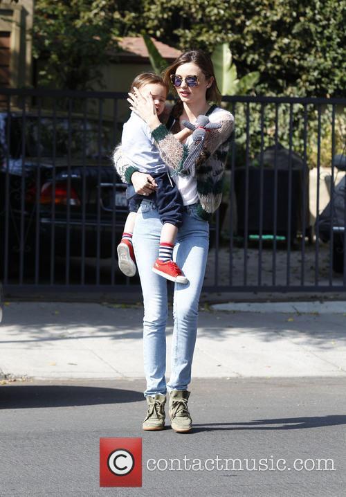 Miranda Kerr and Flynn Bloom 5