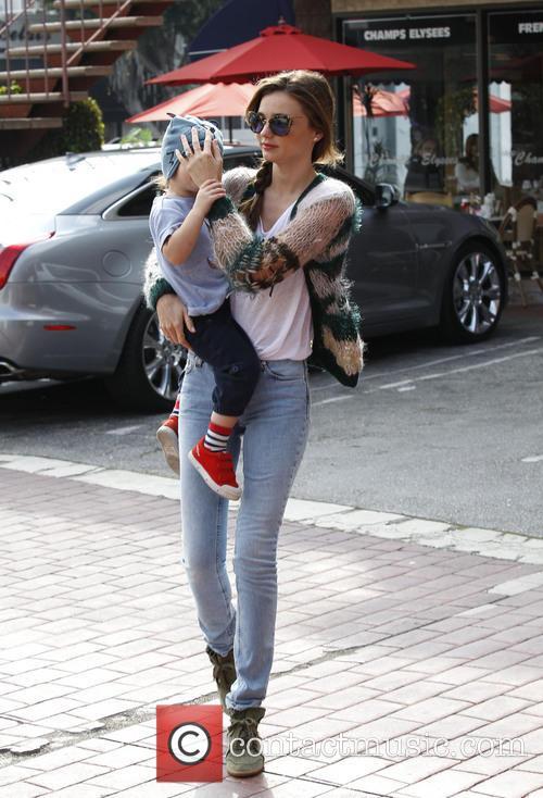 Miranda Kerr and Flynn Bloom 8