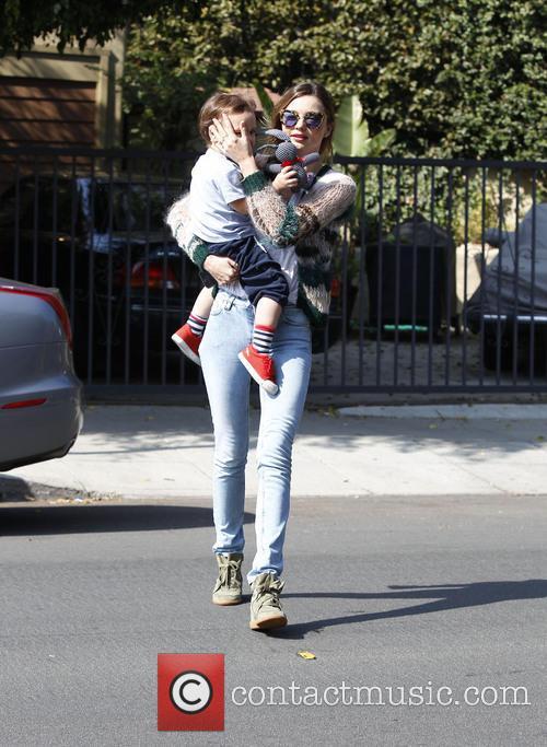 Miranda Kerr and Flynn Bloom 11