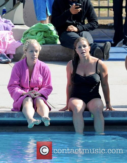 nicole eggert kendra wilkinson the celebrity contestants for the 3512075