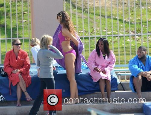 Katherine Webb, 'miss Alabama Usa 2012', Nicole Eggert and Keshia Knight Pulliam