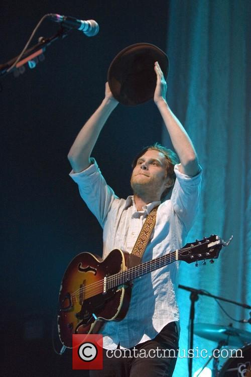 The lumineers wesley schultz o2 academy
