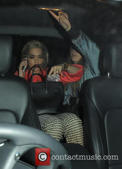 Rita Ora and Cara Delevingne 10