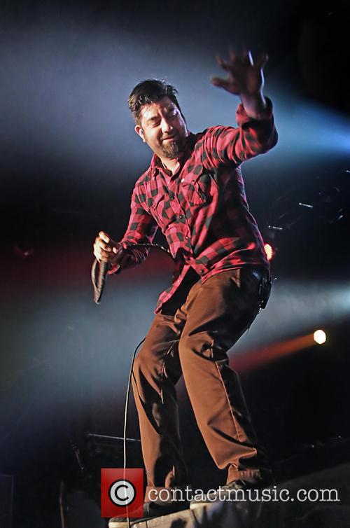 Deftones and Chino Moreno 1
