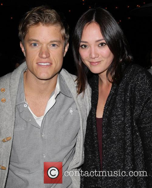 Duncan Penn and Pom Klementieff 2
