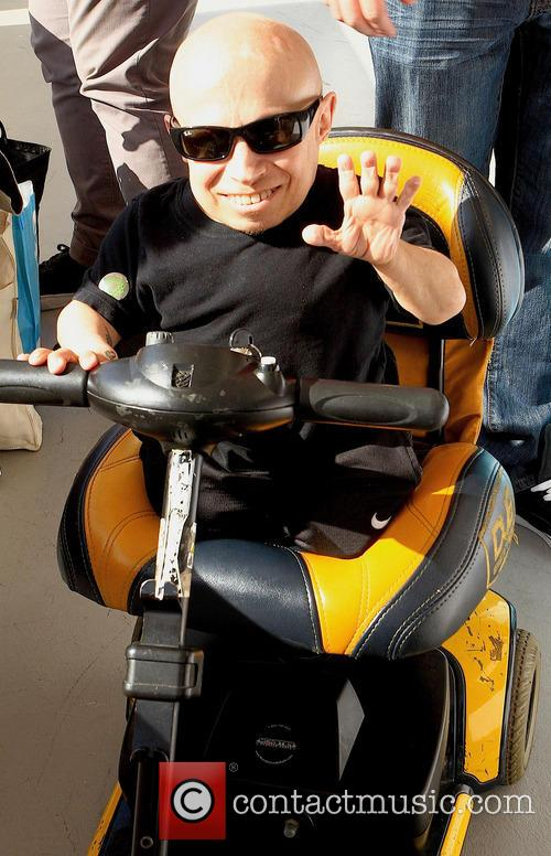 verne troyer verne troyer out in beverly hills 3512429