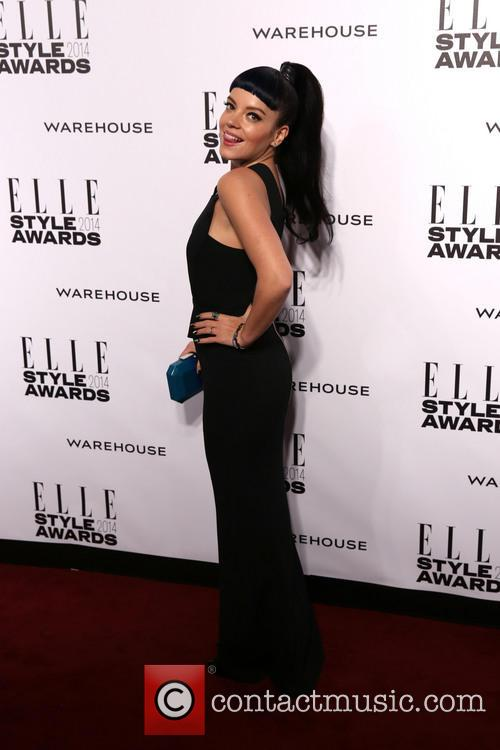 lily allen the elle style awards 2014 4074786