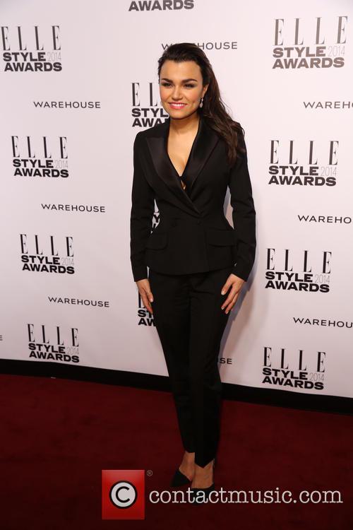 Samantha Barks, Elle Style Awards