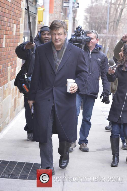 Alec Baldwin, New York