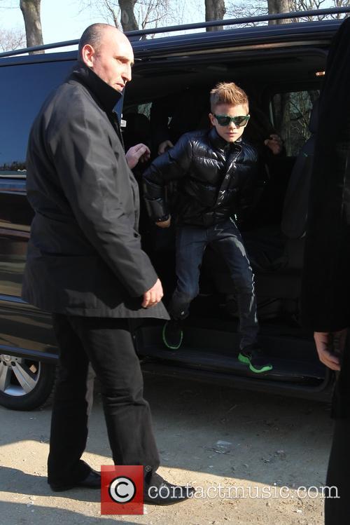 Romeo Beckham 4