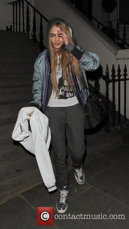 Notting Hill and Cara Delevingne 3