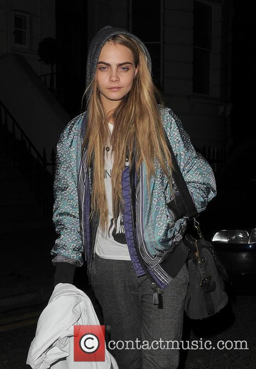 Notting Hill and Cara Delevingne 4