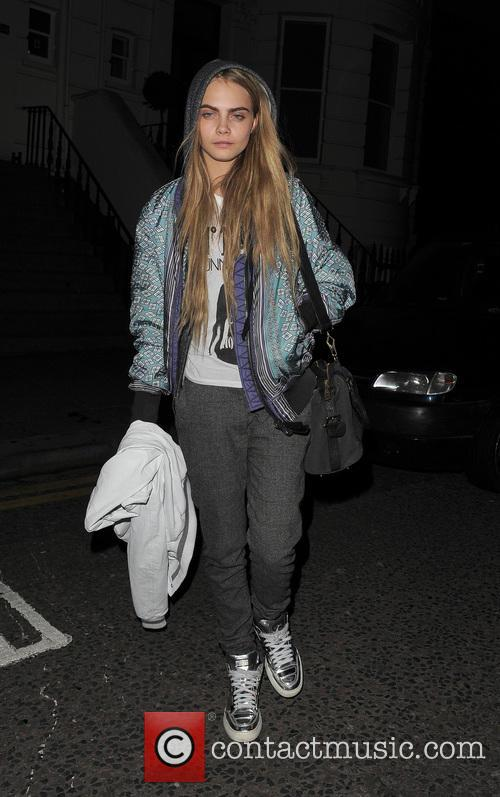Notting Hill and Cara Delevingne 10