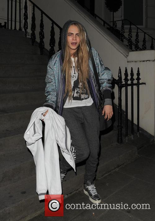 Notting Hill and Cara Delevingne 11