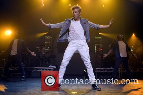 Cody Simpson performs in concert