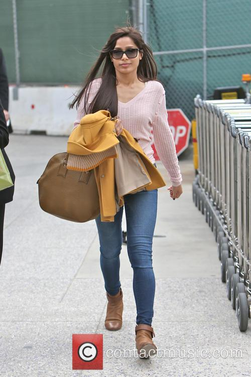 freida pinto freida pinto is seen arriving 3513780