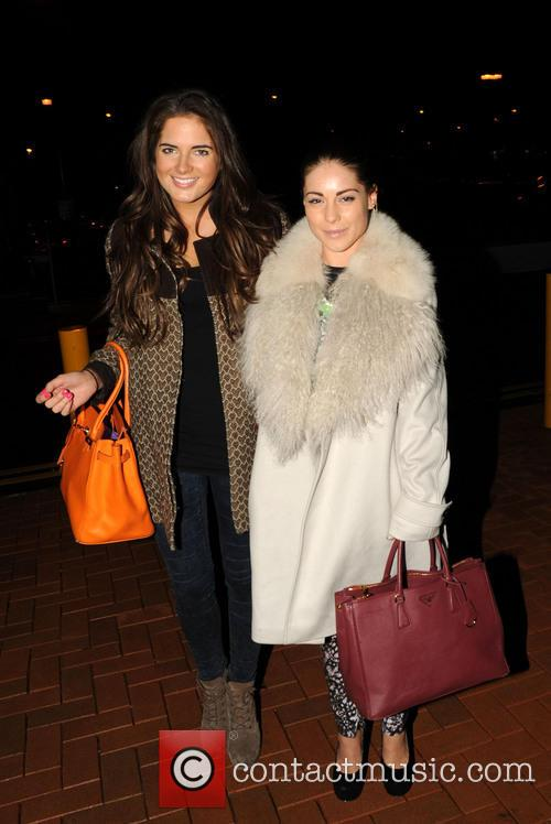 Alexandra Felstead and Louise Thompson 2
