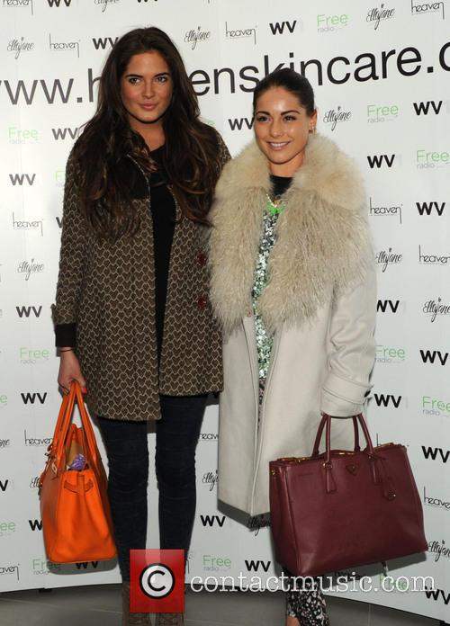 Alexandra Felstead and Louise Thompson 6