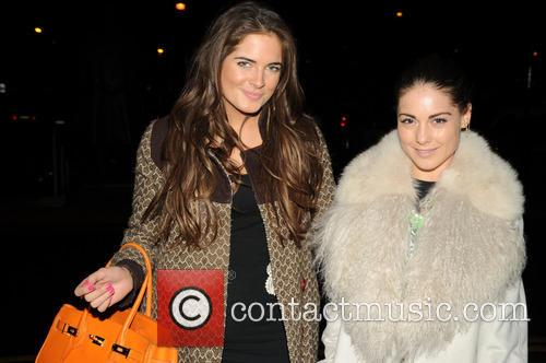 Alexandra Felstead and Louise Thompson 7