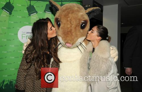 Alexandra Felstead and Louise Thompson 9