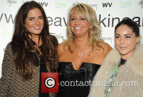 Alexandra Felstead and Louise Thompson 10
