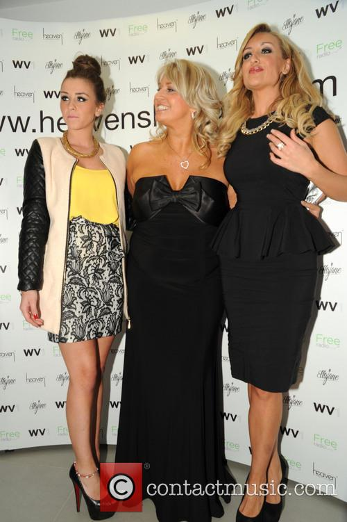 Brooke Vincent and Catherine Tyldesley 7