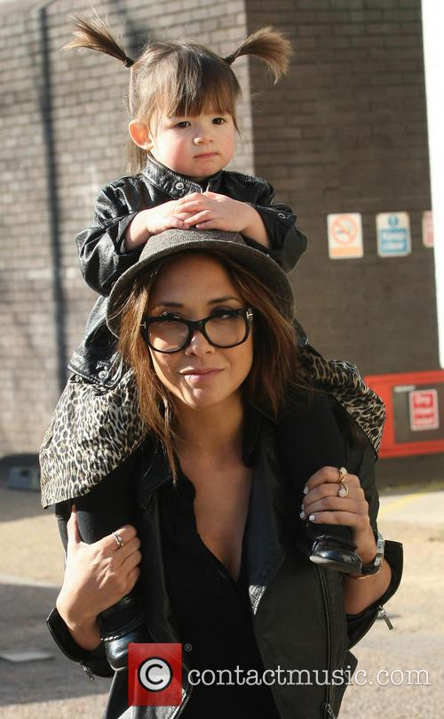 Myleene Klass and Hero Quinn 4