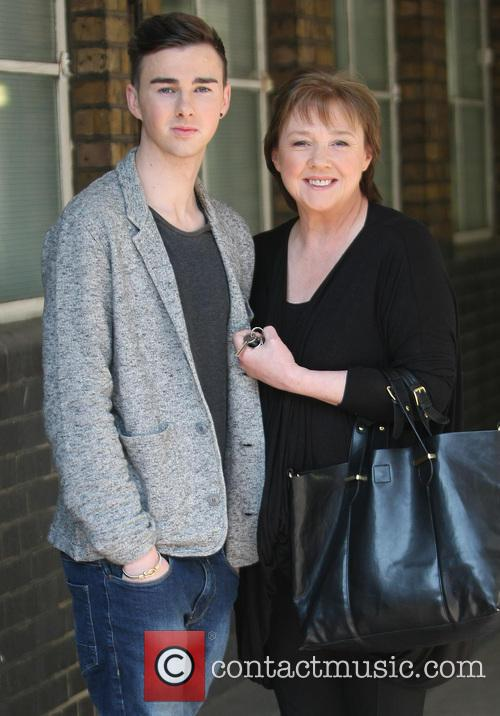 Pauline Quirke and Charlie Quirke 2