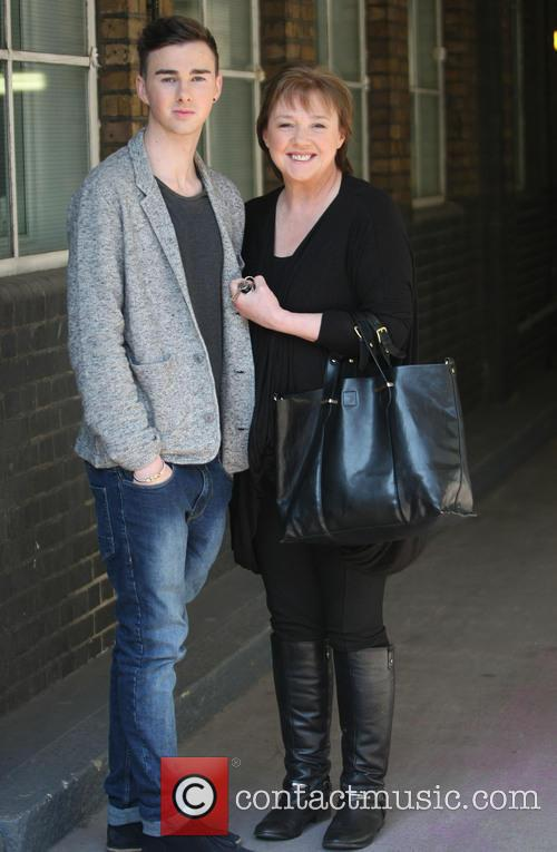Pauline Quirke and Charlie Quirke 4