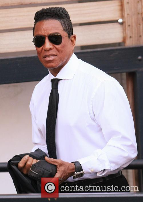 jermaine jackson celebrities at the itv studios 3513203