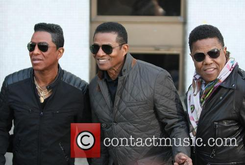Jermaine Jackson, Marlon Jackson and Tito Jackson 2