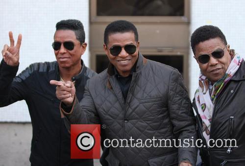 Jermaine Jackson, Marlon Jackson and Tito Jackson 6