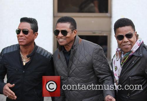 Jermaine Jackson, Marlon Jackson and Tito Jackson 7