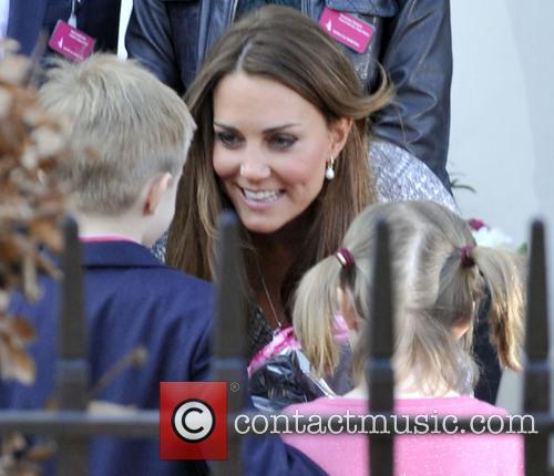 Hope, Catherine and Duchess of Cambridge 16