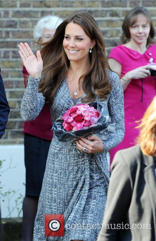 Hope, Catherine, Duchess of Cambridge, London