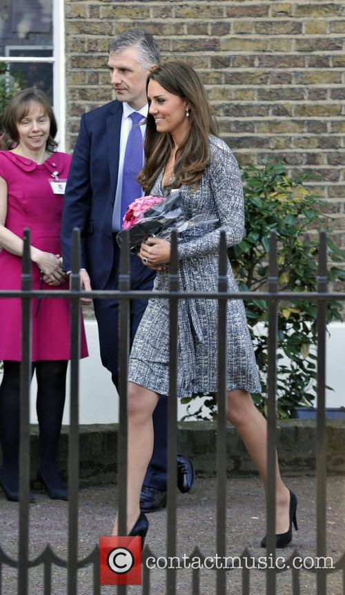 Hope, Catherine and Duchess Of Cambridge 1