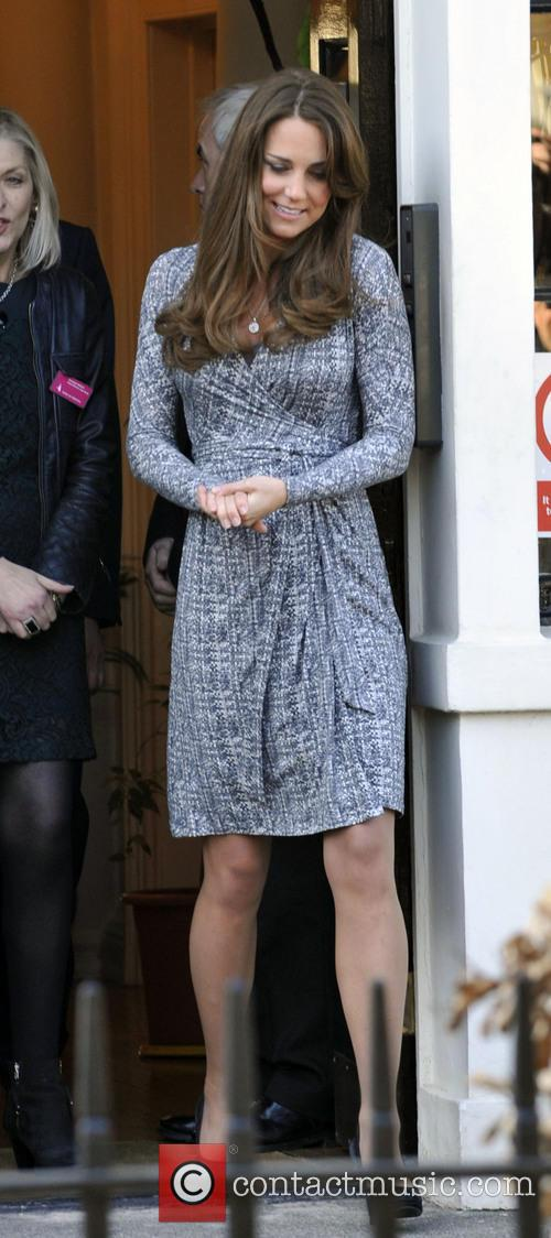 Hope, Catherine and Duchess of Cambridge 17