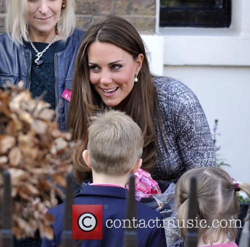 Hope, Catherine and Duchess of Cambridge 18