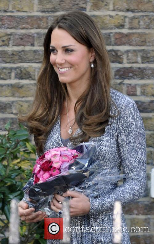 Hope, Catherine and Duchess of Cambridge 21