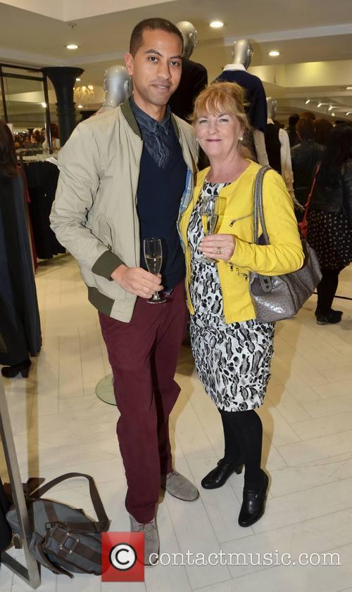 Lennon and Sean Munsanje & Mother Sandra Munsanje 9