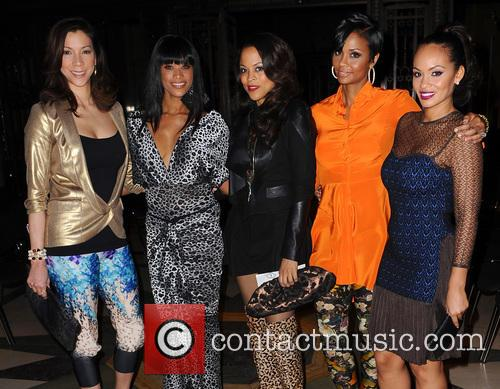 'Basketball Wives' stars attend London Fashion Week -...
