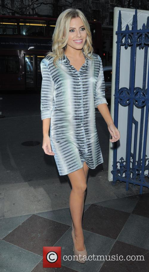 mollie king london fashion week autumn 3514033