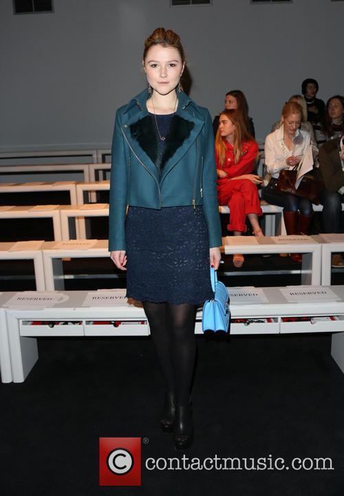 Amber Atherton, London Fashion Week