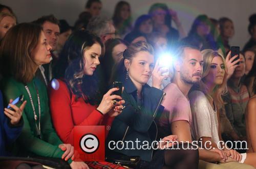 Kate Nash, Amber Atherton and Mollie King 1