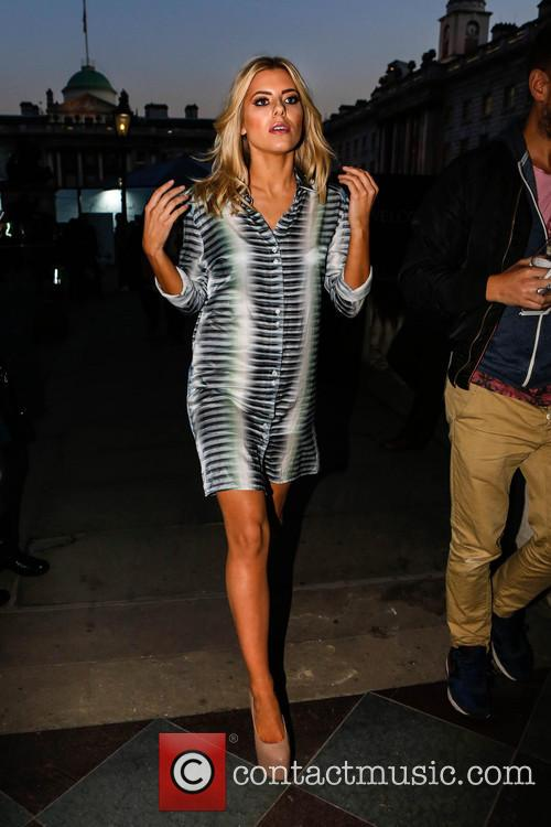 London Fashion Week - Autumn/Winter 2013 - Celebrity...