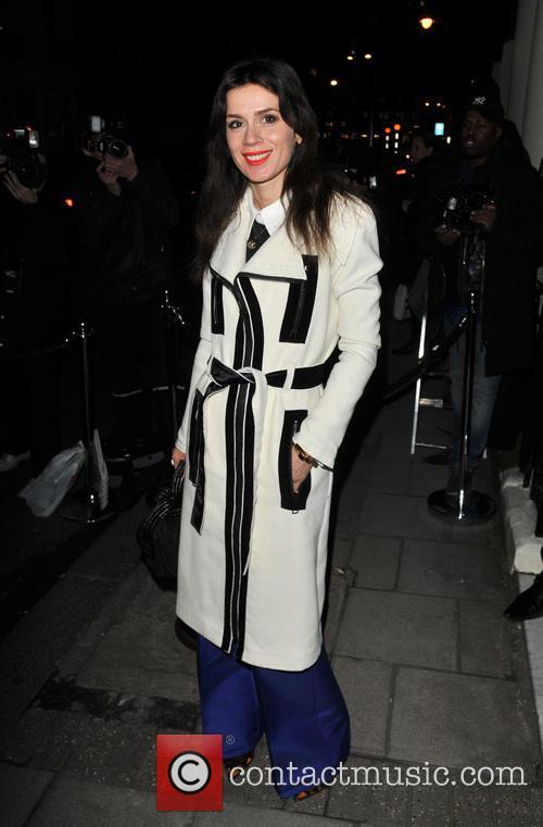London Fashion Week - Autumn/Winter 2013 -Harper's Bazaar...