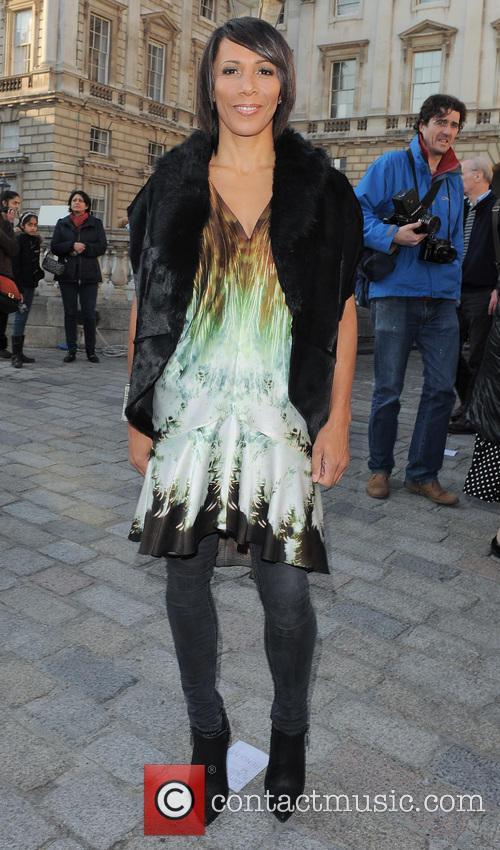 dame kelly holmes london fashion week  3514014