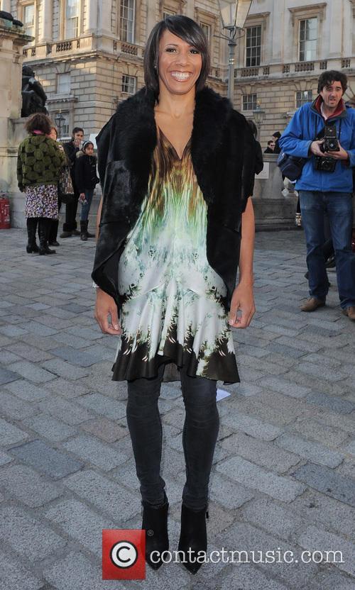 Kelly Holmes, London Fashion Week