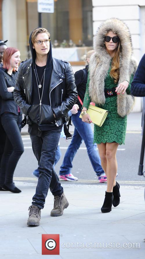 Victoria Baker-harber and Oliver Proudlock 9